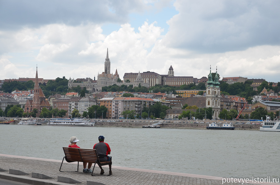 Будапешт Дунай