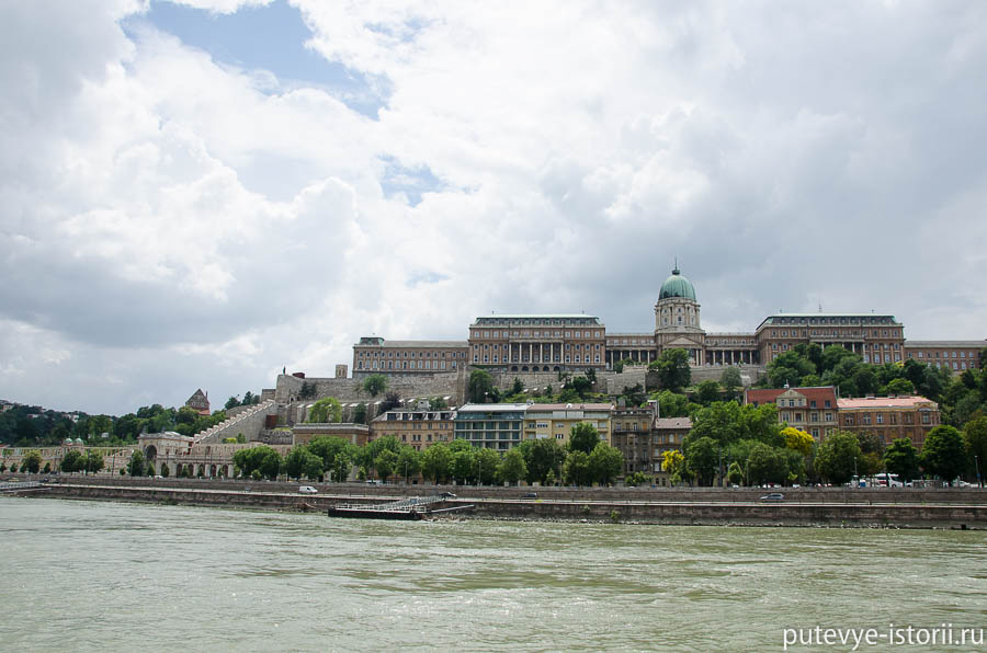 Будапешт Королевский дворец