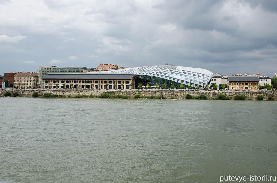 Будапешт культурный центр