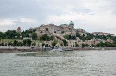 На кораблике по Дунаю