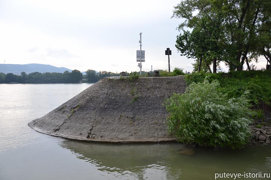 Дунай Будапешт
