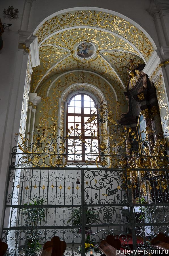 Вараждин церковь Вознесения Марии