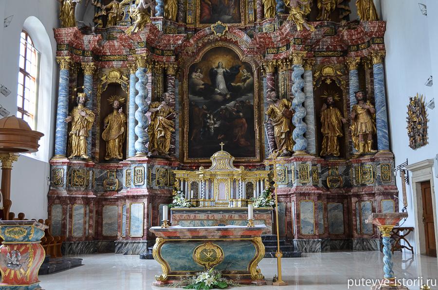 Вараждин кафедральный собор
