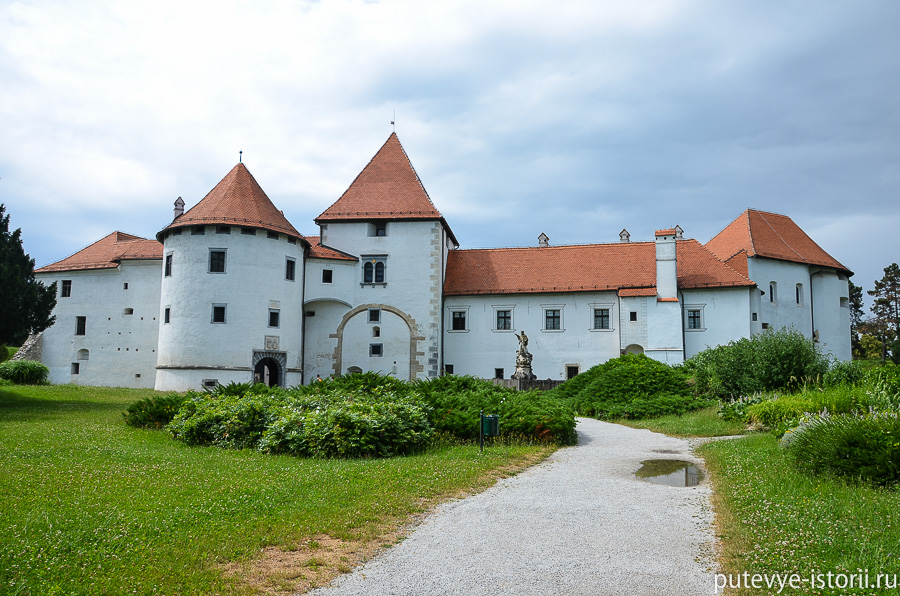 Вараждин замок