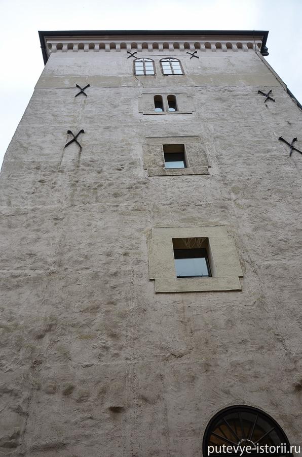 Загреб Башня Лотршчак