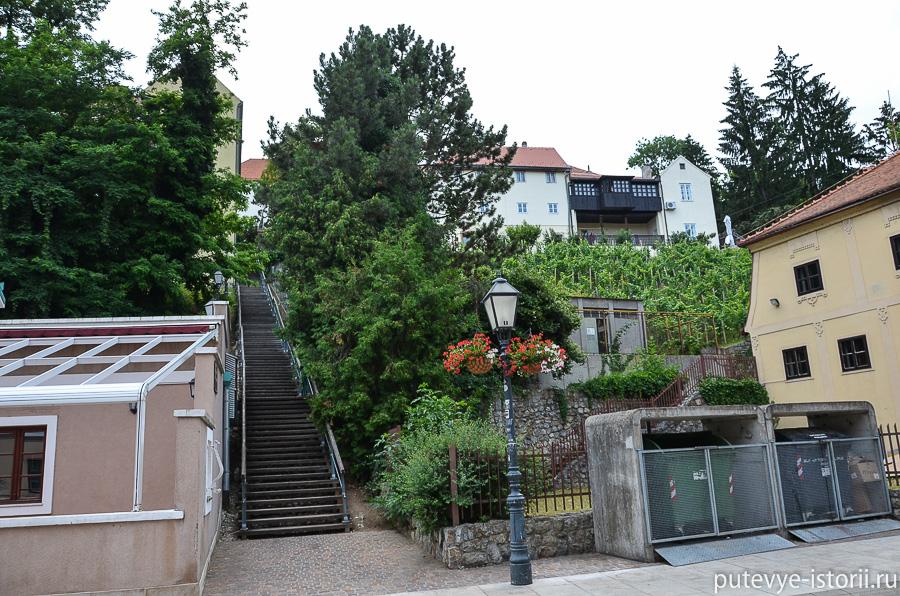 Загреб, Ткалчичева