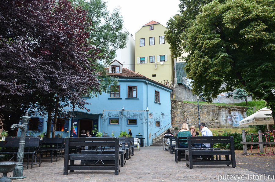 Загреб, Ткалча