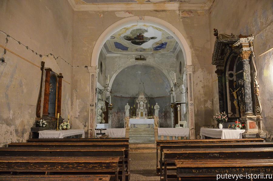 Новиград церковь