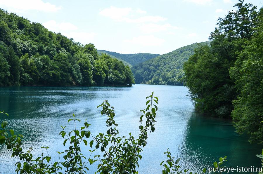 Озеро Козяк