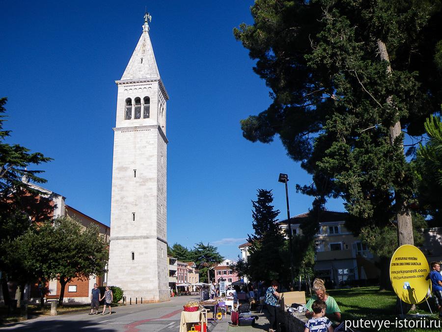 Новиград башня