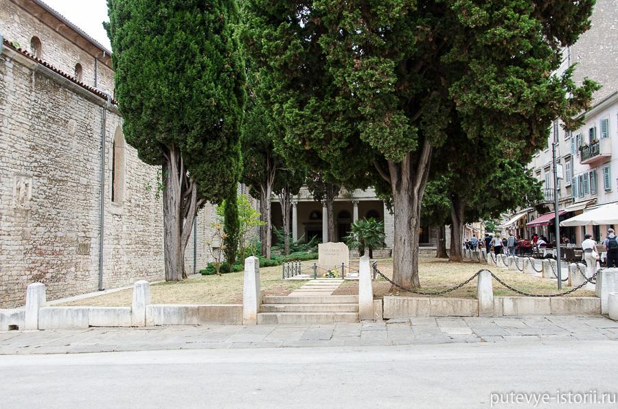Пула кафедральный собор