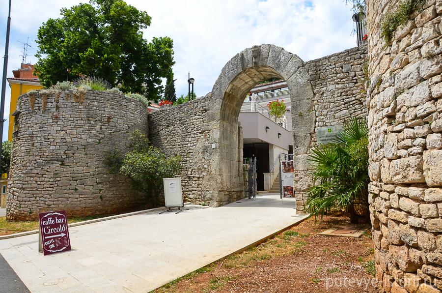 Пула Геркулесовы ворота