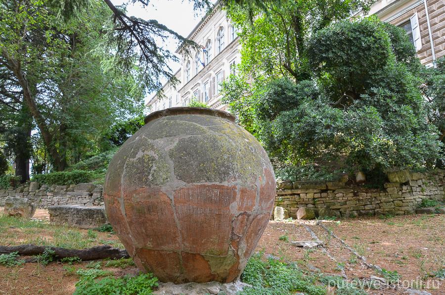 Пула археологический музей