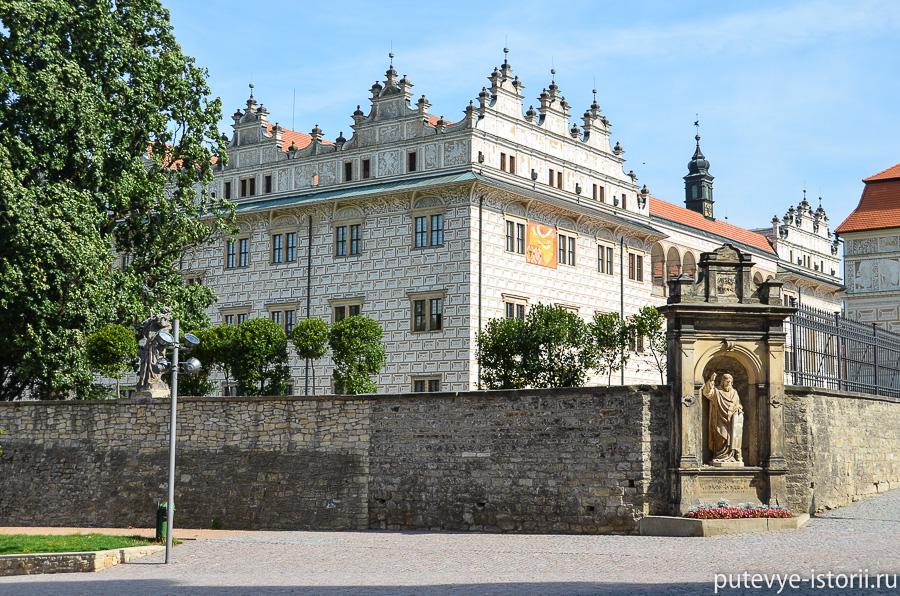 Литомышль замок