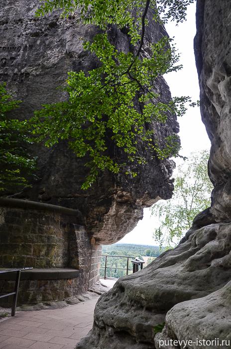 Бастайские скалы