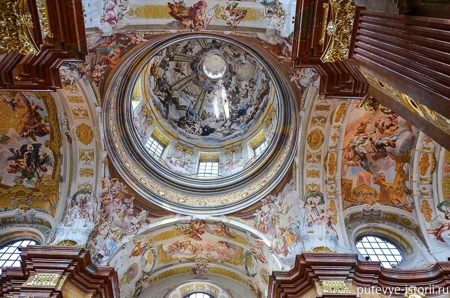Мельк церковь Святых Петра и Павла