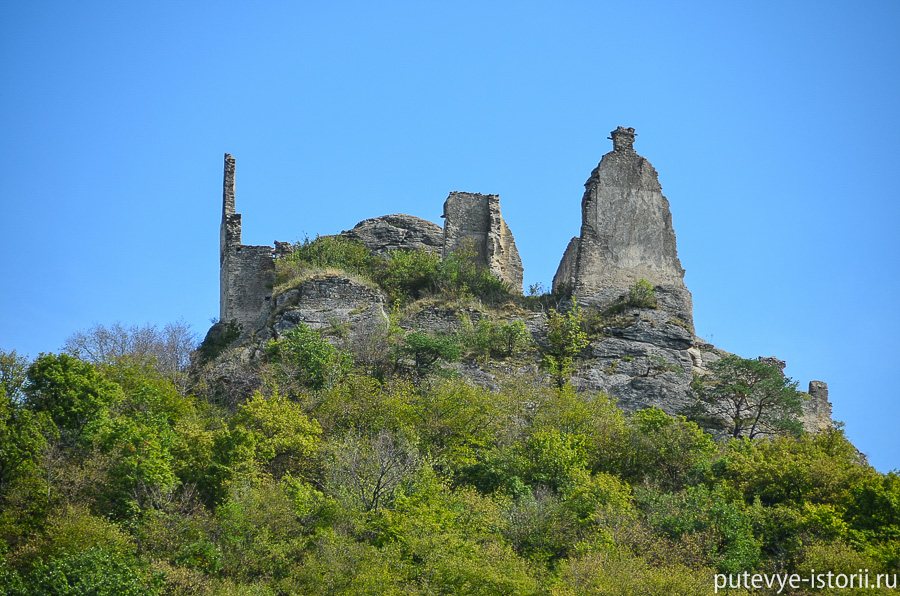 Дюрнштайн замок
