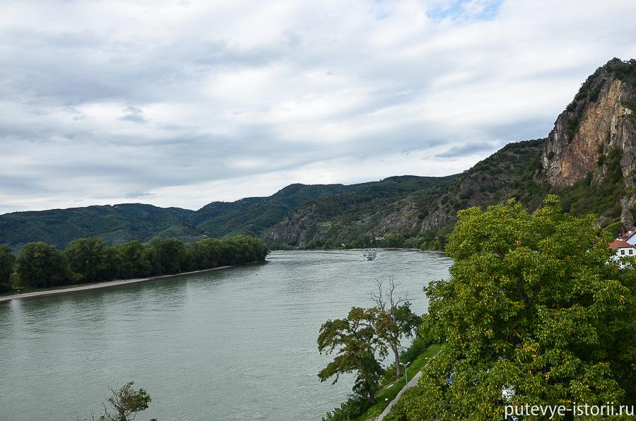 Дюрнштайн Дунай