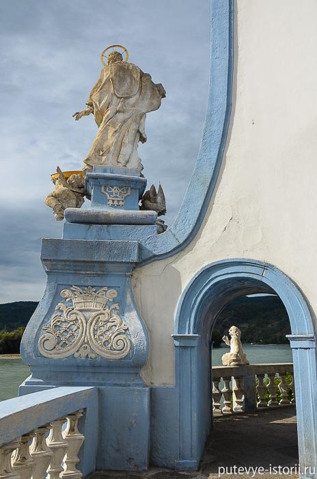 Дюрнштайн церковь Марии