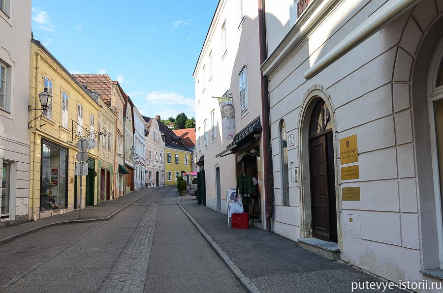 Кремс улицы
