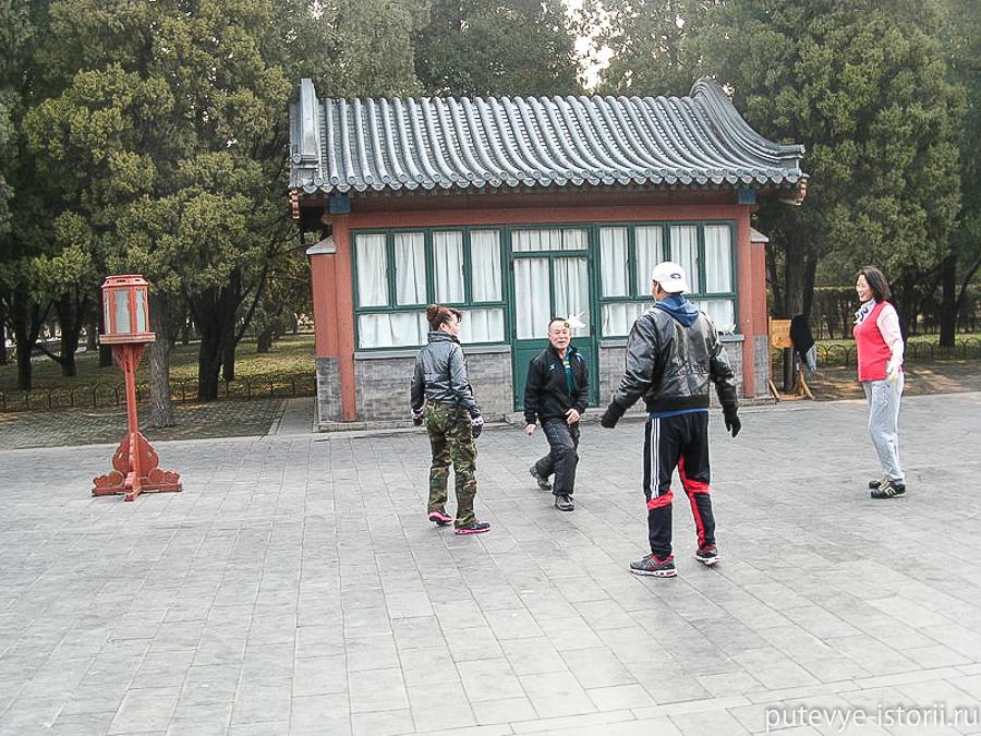китайские развлечения