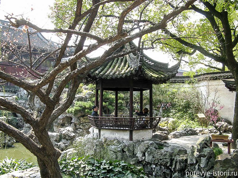 китайские парки