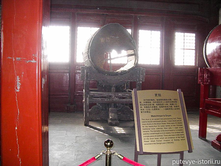 барабанная башня