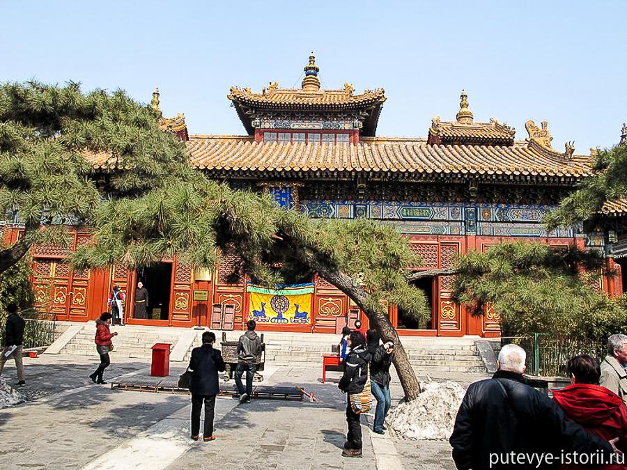 ламаистский храм