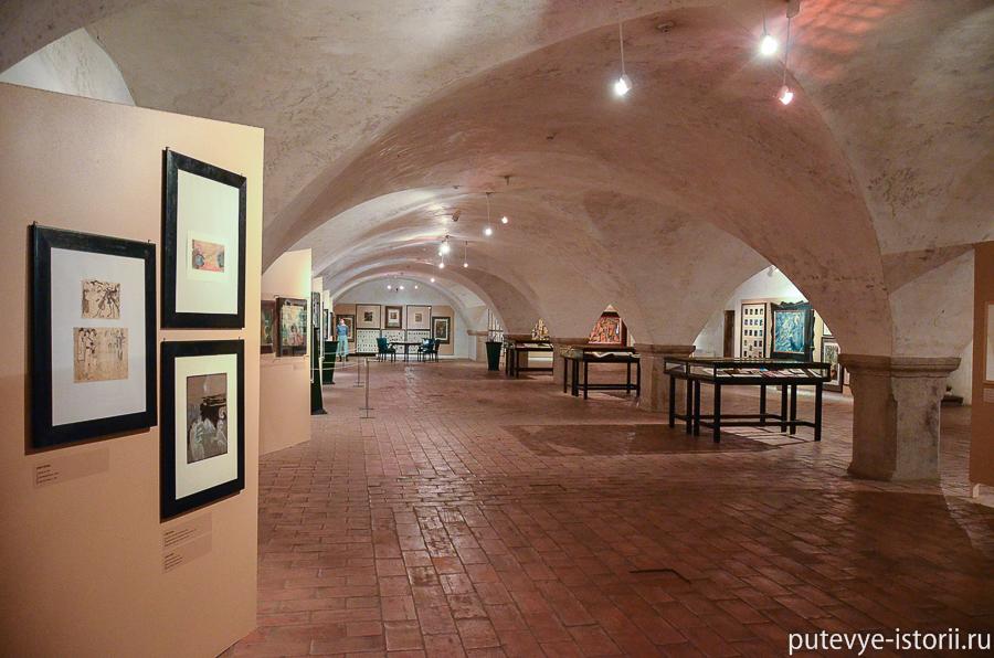 Крумлов. Музей Эгона Шиле