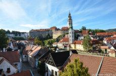 Южная Богемия. Глубока, Голашовице, Чешский Крумлов