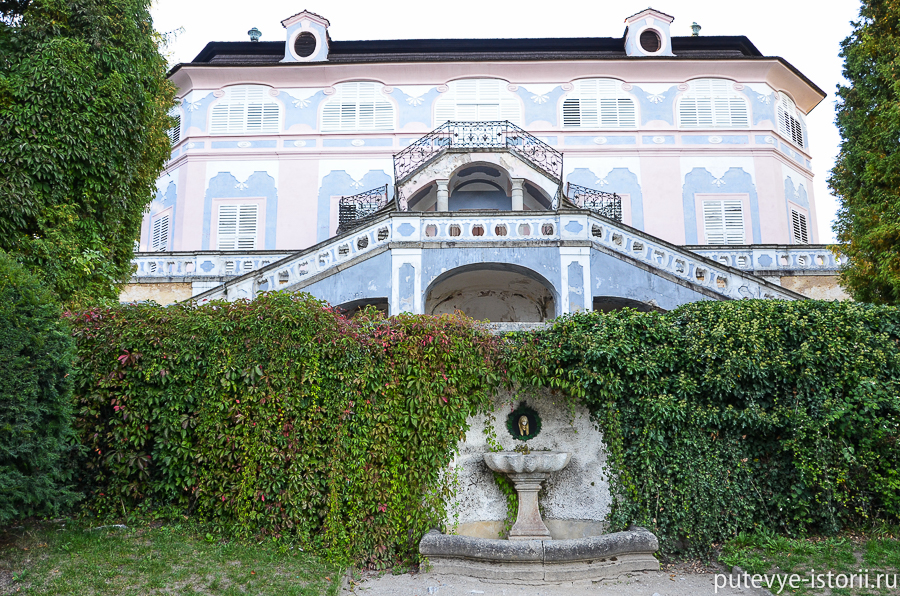 Круговой театр в Крумлове