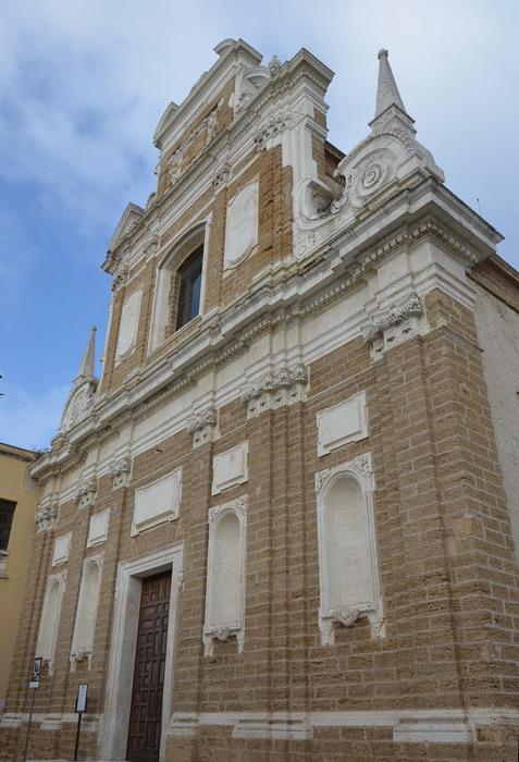 Бриндизи, церковь Святой терезы