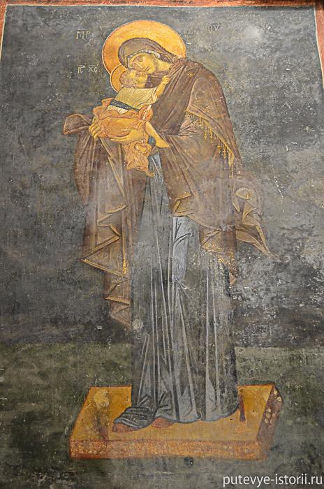 церковь Хора