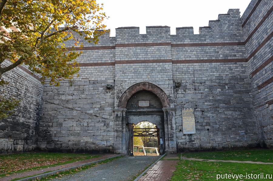 ворота Эдирне