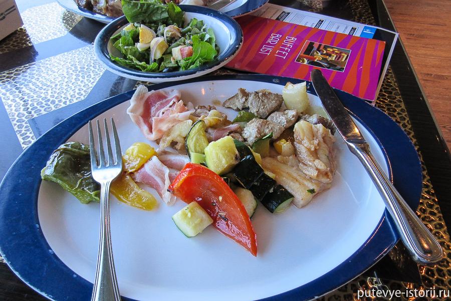 """ресторан """"Сахара"""" на Маньифике"""