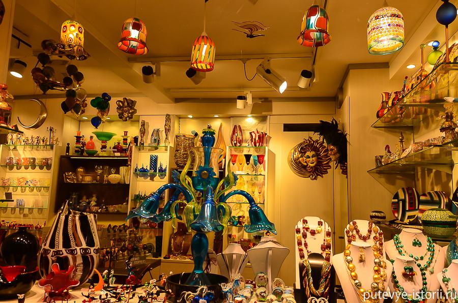 Венеция сувениры