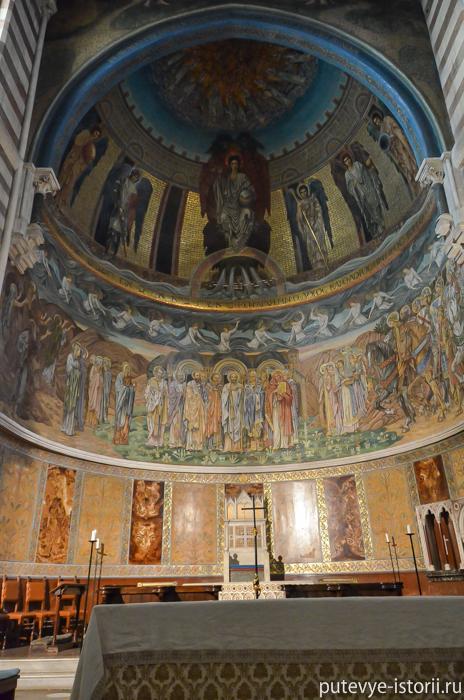 церковь Сан-Паоло-дентро-Ла Мура