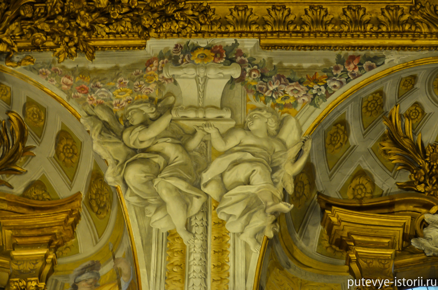 церковь св. Екатерины Сиенской