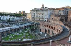 Прогулка по Риму. Что посмотреть за день