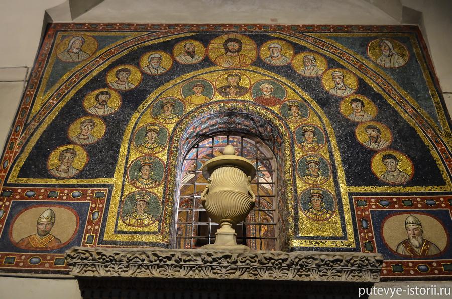 церковь Санта-Прасседе