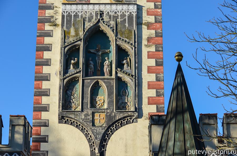 Ландсберг Баварские ворота