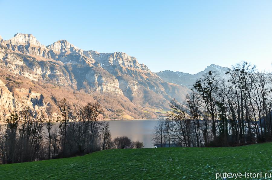 Швейцария новый год