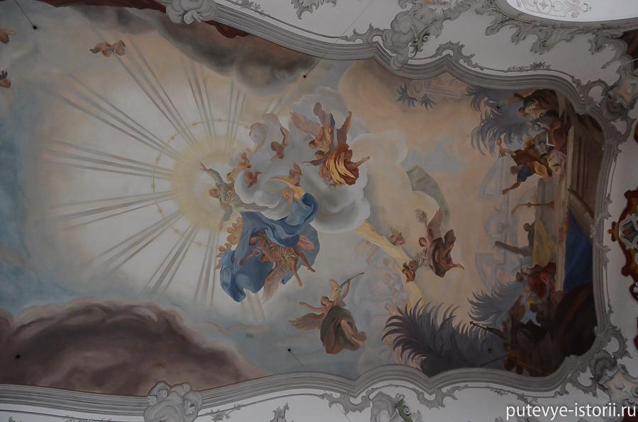 Линдау церковь Девы Марии