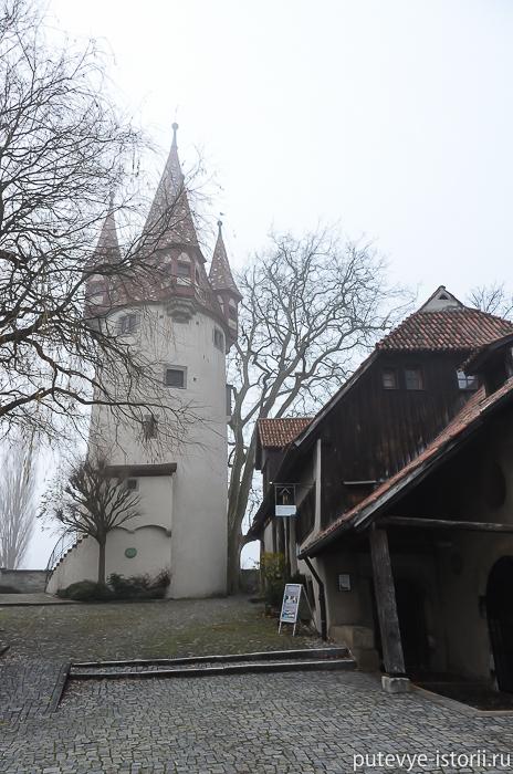 Линдау башни