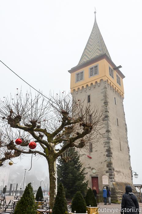 Линдау башня