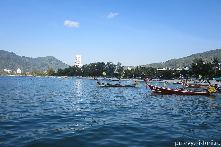 Таиланд, Патонг-бич
