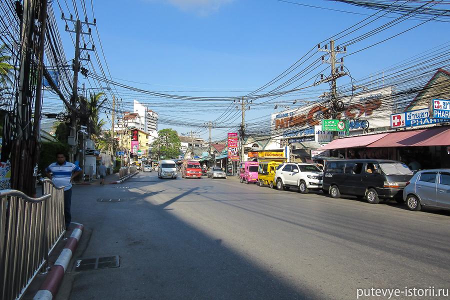 Тайланд, Пхукет, Патонг