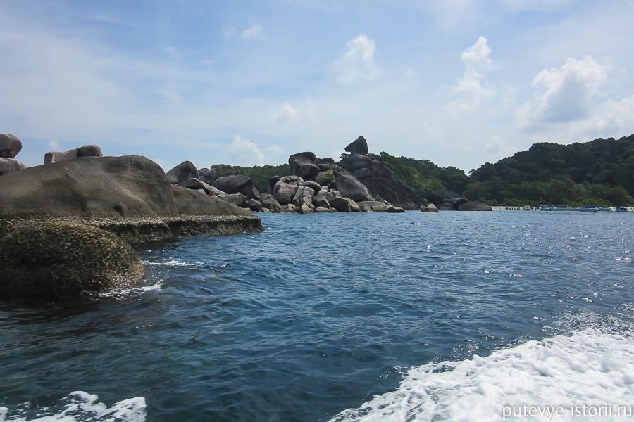 Таиланд, Симиланские острова