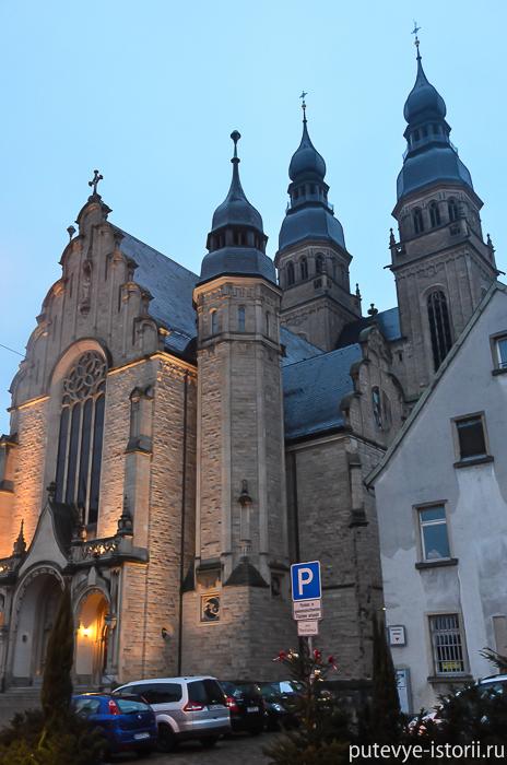 Шпайер, церковь Св. Иосифа