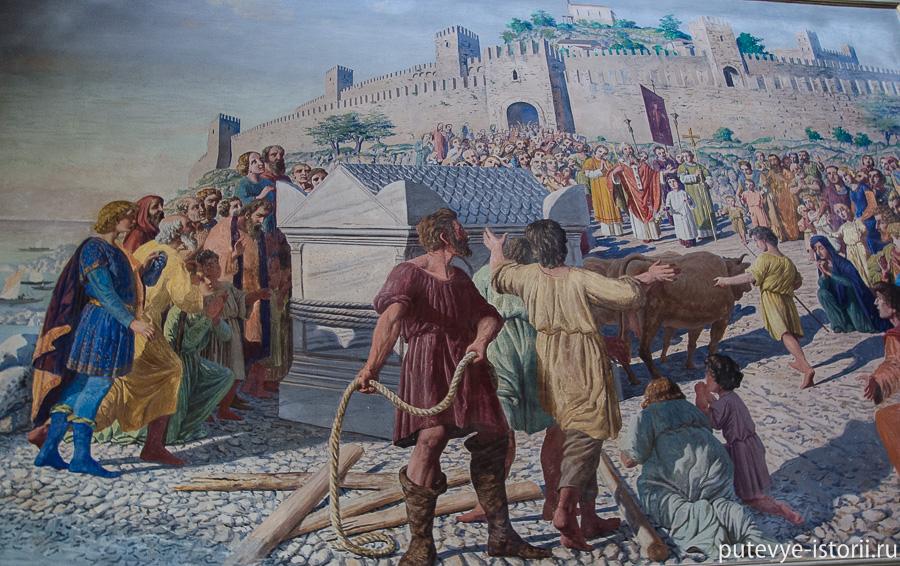 Ровинь церковь Св Евфимии